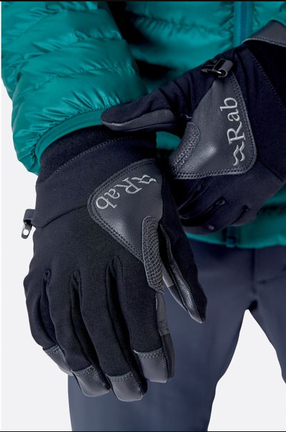 velocity glove by Rab